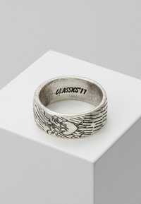 Classics77 - TAROT CARD - Ring - silver-coloured - 0