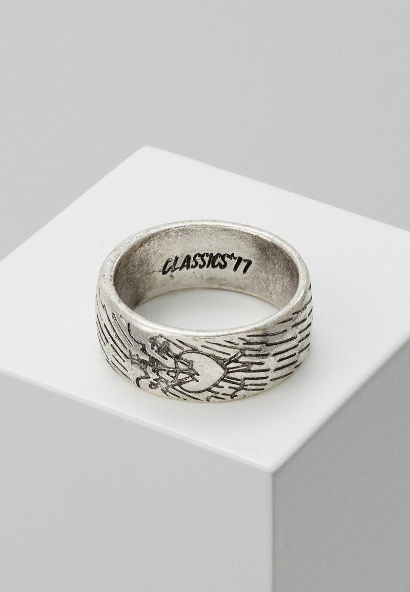 Classics77 - TAROT CARD - Ring - silver-coloured