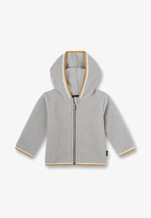 GRAUMELANGE BEST BUDDIES  - Fleece jacket - grau