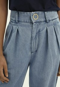 Scotch & Soda - Relaxed fit jeans - indigo - 4