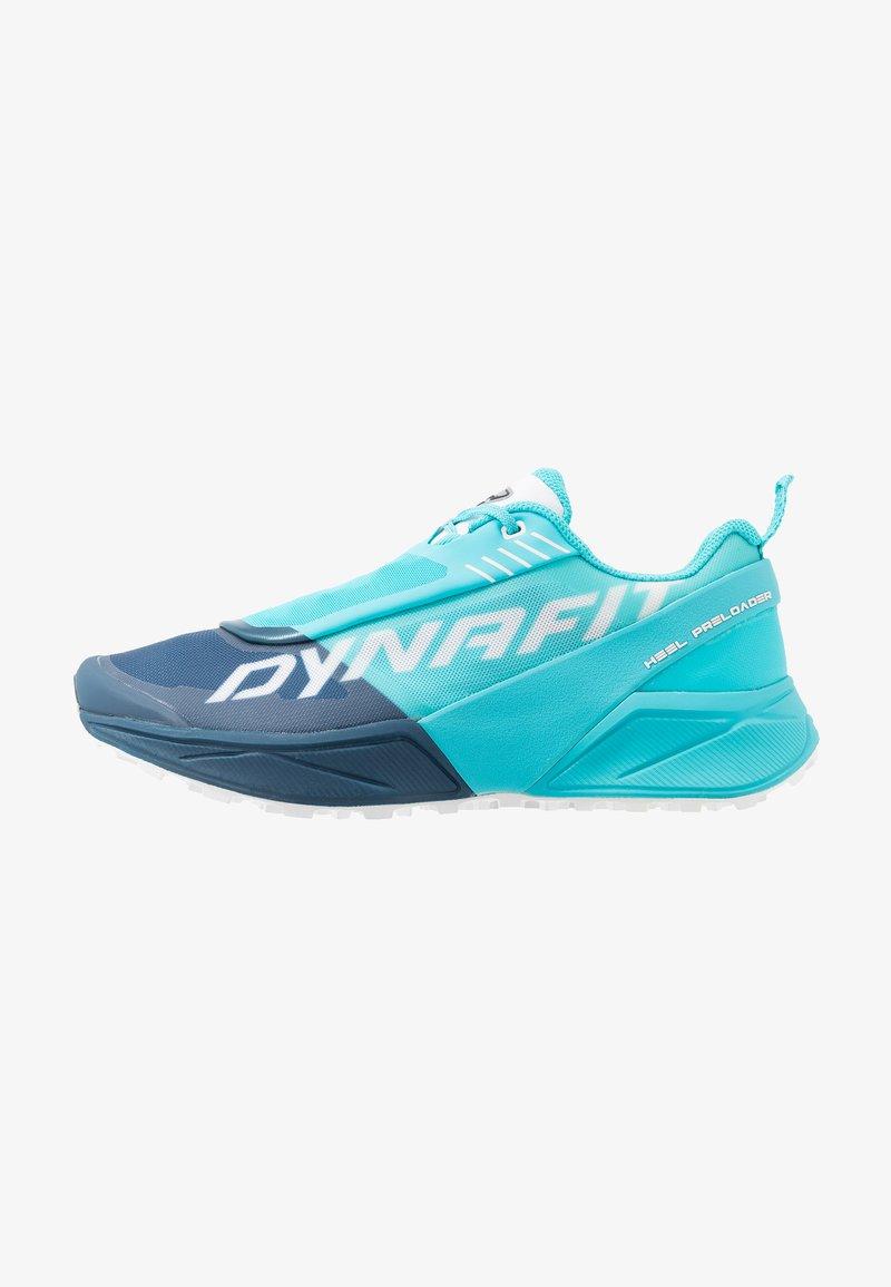 Dynafit - ULTRA 100 - Trail running shoes - poseidon/silvretta