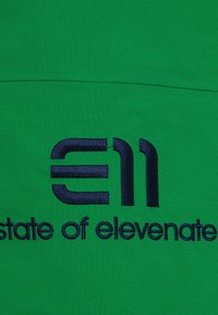 State of Elevenate - MENS BACKSIDE JACKET - Giacca da sci - green - 8