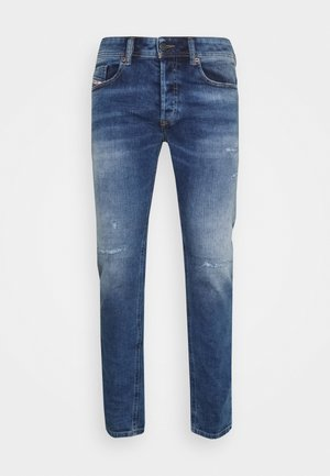 SLEENKER - Skinny-Farkut - medium blue