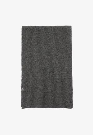 AUS SOFTER SCHUR - Scarf - dark grey melange