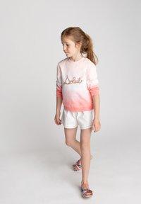 Carrement Beau - Sweatshirt - blanc corail - 0