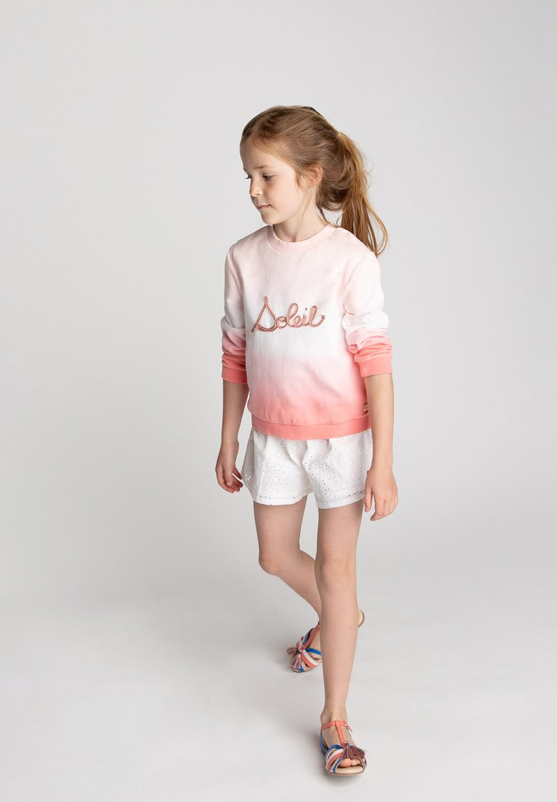 Carrement Beau - Sweatshirt - blanc corail