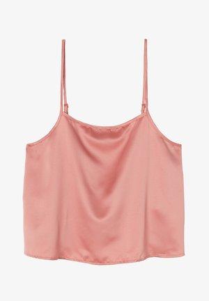 Pyjama top - rosa  light brown gingerbread