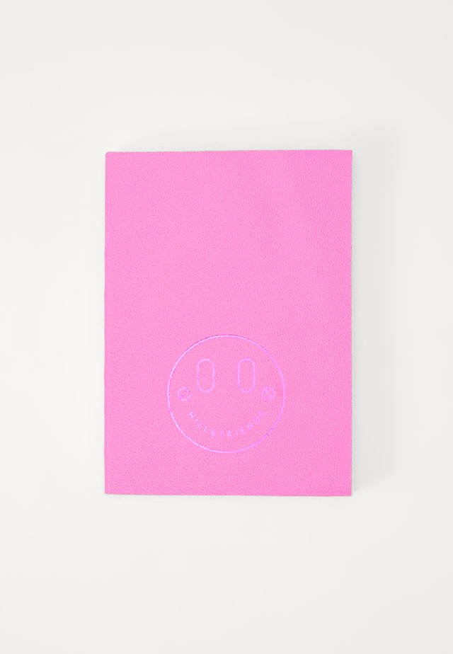 SMALL NOTEBOOK BOXED - Accessorio - pink