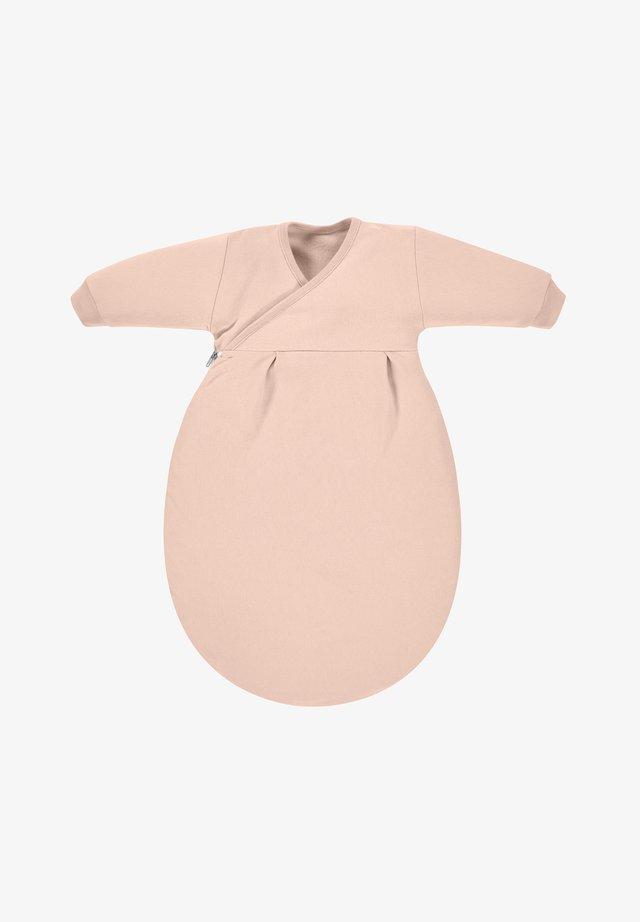 Babyslaapzak - peach melba