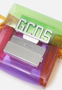 GCDS - CUBE BAG - Across body bag - mix - 5