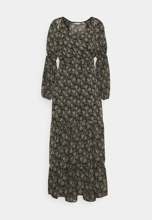 LUNA - Maxi dress - luna noir