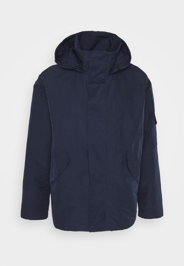 SKIPPER JACKET - Parkatakki - navy