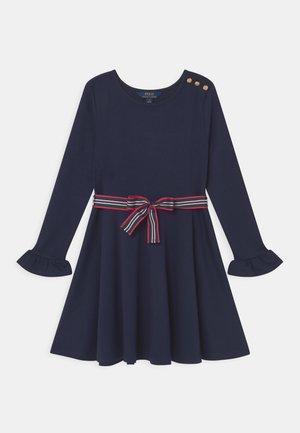 DAY DRESS - Robe en jersey - hunter navy