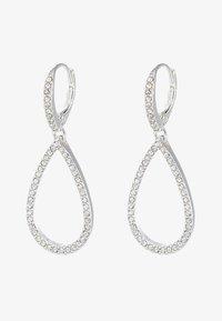 Pilgrim - EARRINGS DELIA - Earrings - silver-coloured - 3