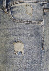 Pegador - MITU DISTRESSED - Slim fit -farkut - straw blue - 3