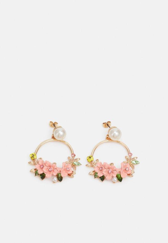 BETINA EARRINGS  - Earrings - gold-coloured/multi