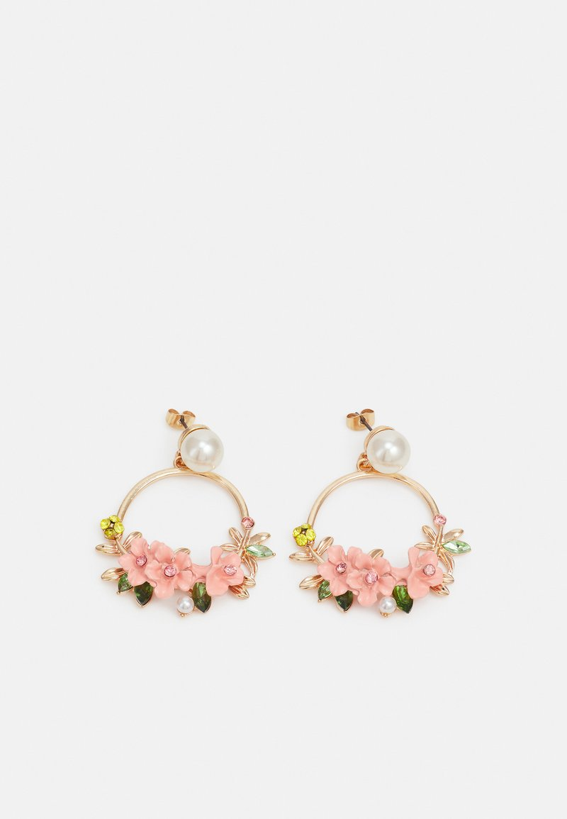 Fire & Glory - BETINA EARRINGS  - Earrings - gold-coloured/multi