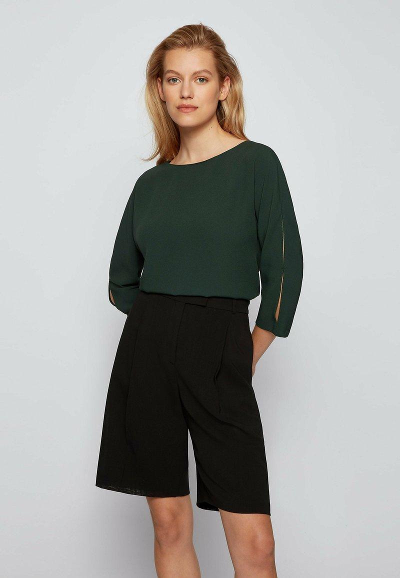 BOSS - IVECA - Blouse - open green
