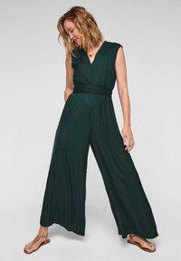 s.Oliver BLACK LABEL - Jumpsuit - dark green - 0