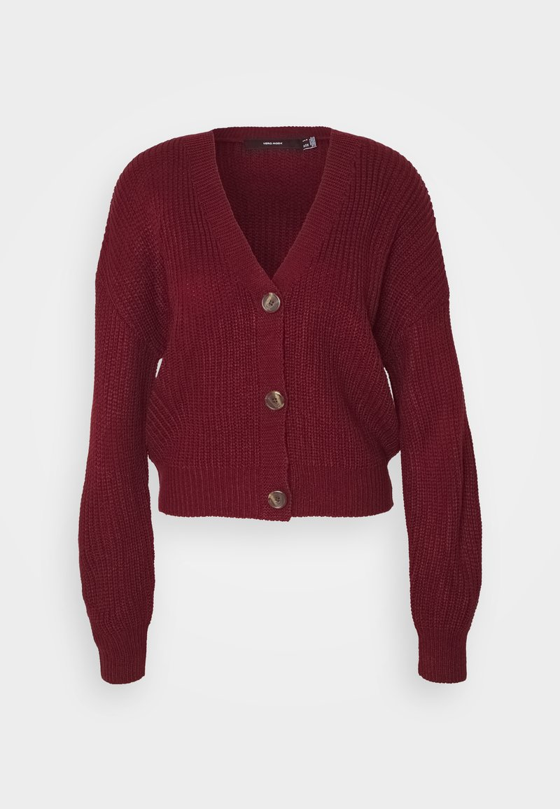 Vero Moda - VMLEA  - Cardigan - cabernet