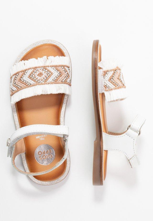 BARASAT - Sandals - white