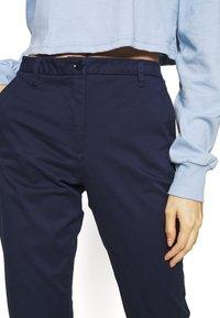 Sisley - Chino kalhoty - dark blue - 5