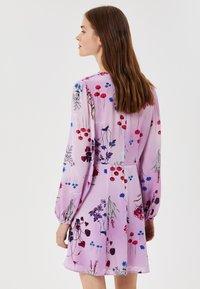 LIU JO - Sukienka letnia - violet - 2