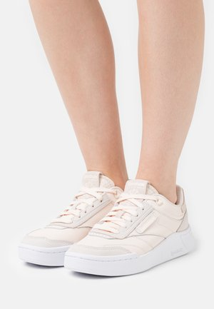 CLUB C LEGACY - Zapatillas - ceramic pink/white