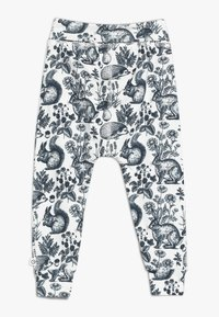 Müsli by GREEN COTTON - FOREST PANTS BABY - Trousers - cream - 1