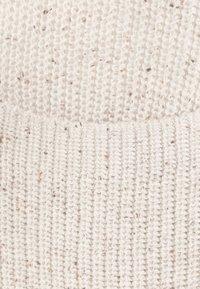 ONLY - ONLDIANA LIFE LONG CARDIGAN - Cardigan - pumice stone melange - 6
