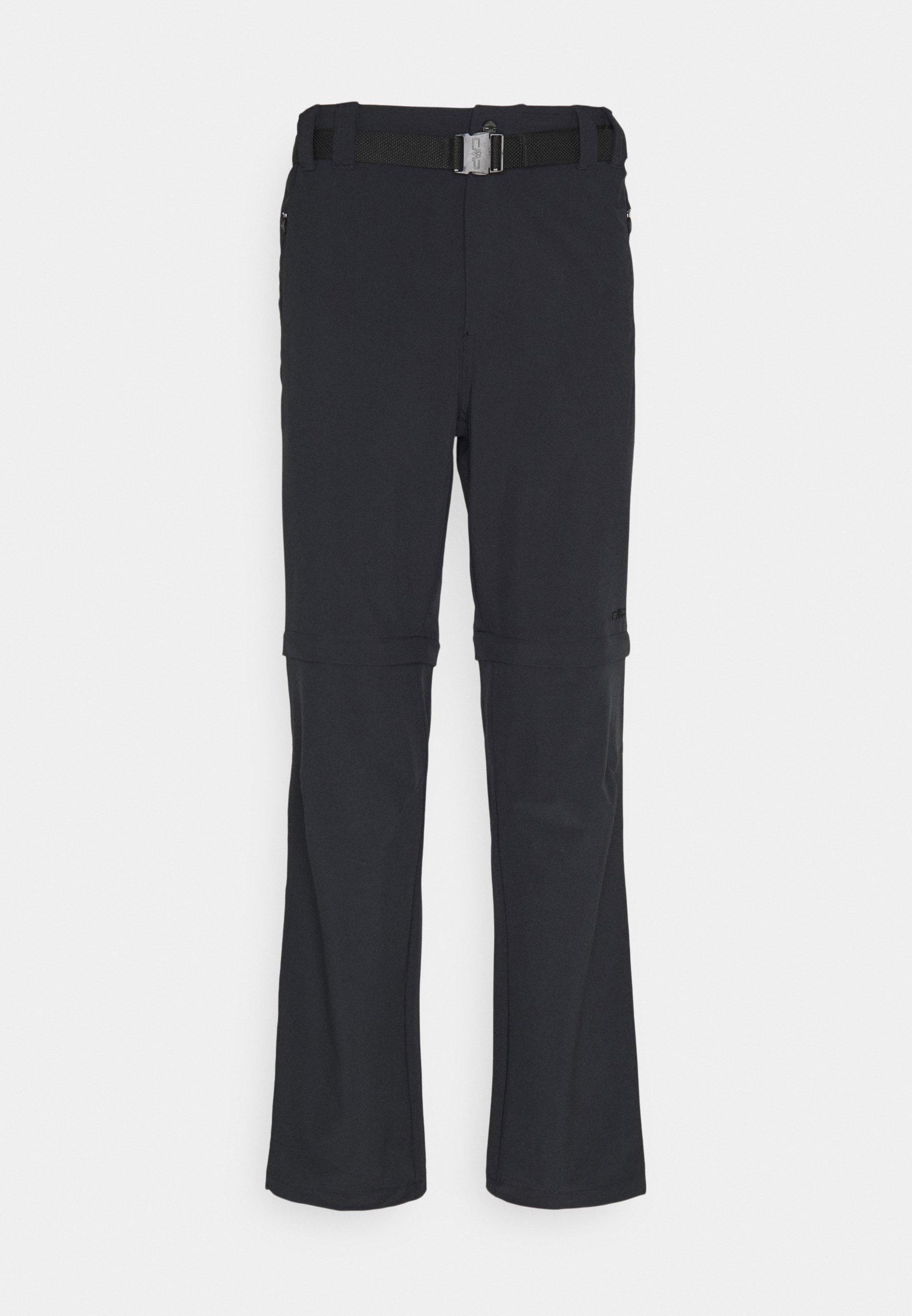 Homme MAN ZIP OFF PANT - Pantalon classique