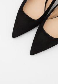 Furla - CODE DECOLLETE  - Classic heels - nero - 6