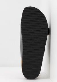 Even&Odd - Slippers - black - 6