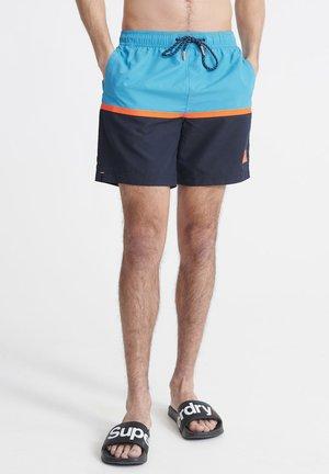 Swimming shorts - hawaiian ocean