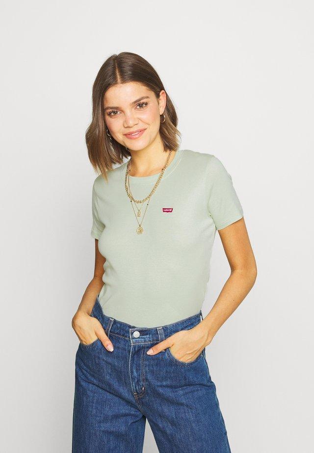 BABY TEE - Print T-shirt - bok choy