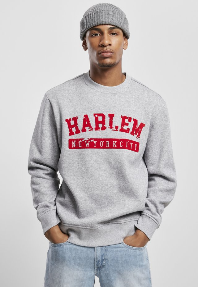 HARLEM  - Sweatshirt - h.grey