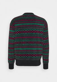 Quiksilver - SOUL - Fleece jumper - true black - 1