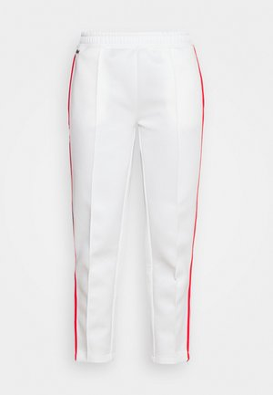 Tracksuit bottoms - flour/redcurrant bush