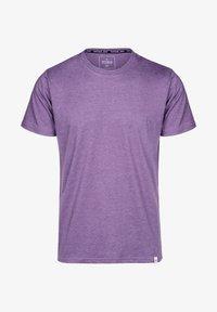 Spitzbub - ARTHUR - Basic T-shirt - purple - 0