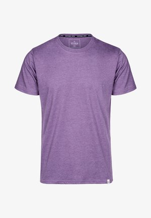 ARTHUR - Basic T-shirt - purple