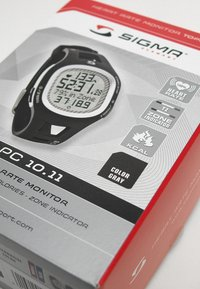 Sigma - PC 10.11 - Heart rate monitor - schwarz - 3
