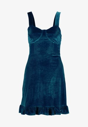 SINCERO - Jersey dress - blue