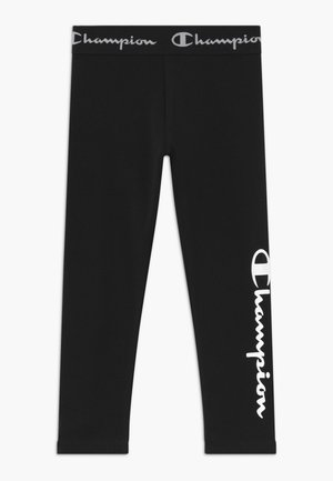 LEGACY AMERICAN CLASSICS LEGGINGS UNISEX - Leggings - black