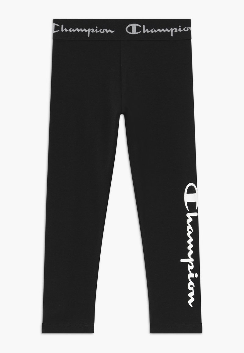 Champion - LEGACY AMERICAN CLASSICS LEGGINGS UNISEX - Leggings - black