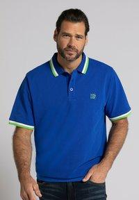 JP1880 - Polo shirt - kobaltblau - 0
