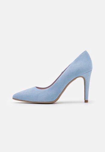 SKY  - Classic heels - baby blue