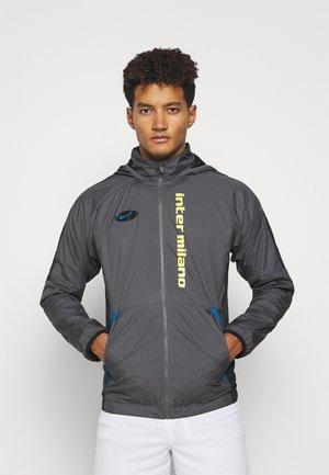 INTER MAILAND  - Club wear - dark grey/tour yellow