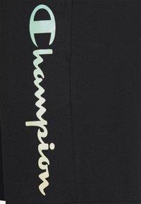Champion - BERMUDA - Sports shorts - black - 6