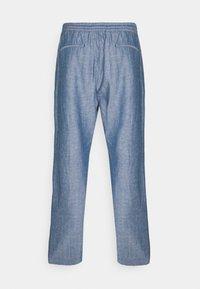 Scotch & Soda - FAVE BEACH PANT - Trousers - seaside blue - 1