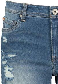 Sublevel - Denim shorts - dark-blue - 2